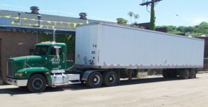 Equipment and Transportation at Albert Bros - Tractor Trailer